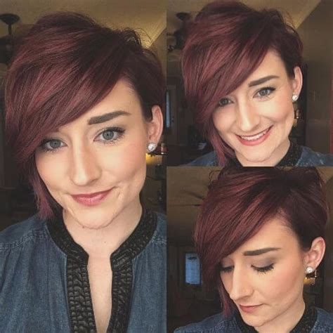 burgundy brown hair color 50 burgundy hair color ideas for this fall hair