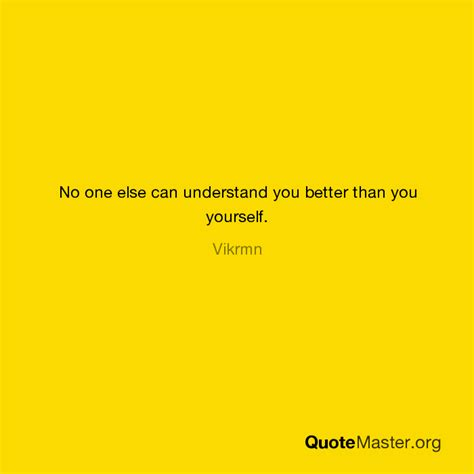 Master Bed no one else can understand you better than you yourself