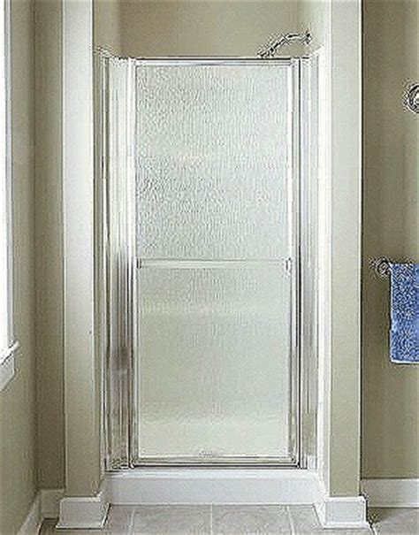 Single Glass Shower Door Framed Glass Shower Door Installation Repair Va Md Dc