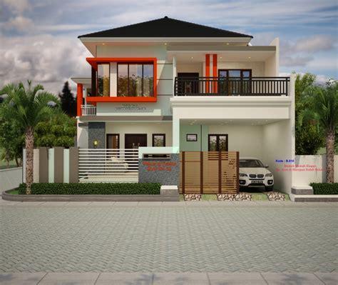rumah mewah  lantai hook ukuran    meter jasa desain rumah