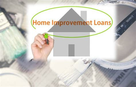 q a home improvement loans what you need to