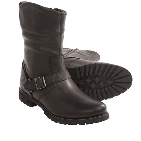 ariat haylee h2o harness boots waterproof leather for