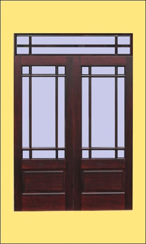 Prairie Style Exterior Doors Prairie Style Doors New Construction Project Redesign Pinterest