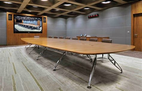 Large White Meeting Table Large White Conference Table Top Modern Conference Table White Modern Conference Table Chairs