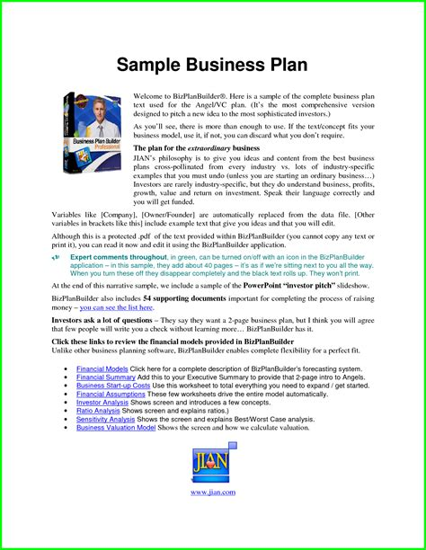 planning and layout of business letter 13 business plan layout pdf supplyletter website cover
