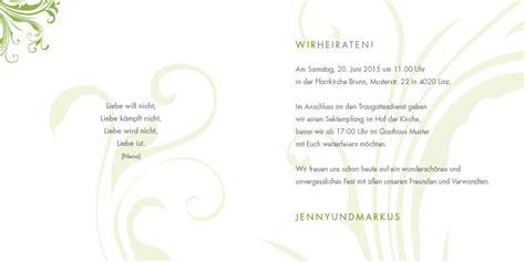 Hochzeitseinladung Modern by Hochzeitseinladung Zarte Ornamente
