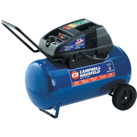 campbell hausfeld wl  hp  gallon oil  wheeled