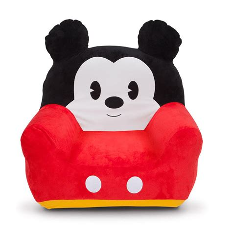 Door Guard Mickey Mouse Putih Murah new delta children disney mickey mouse club chair for playroom ebay