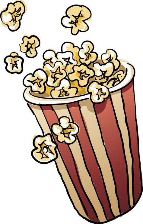 animated clipart animated popcorn clip dayblackhat bid