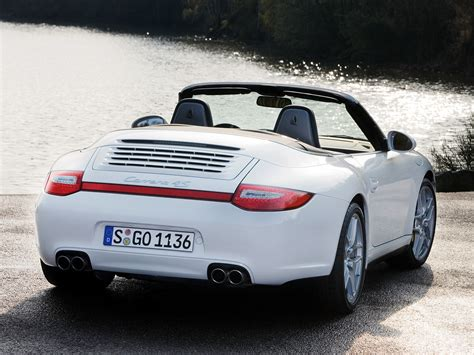 911 Carrera 4S Convertible / 997 / 911 Carrera 4S / Porsche / Database / Carlook