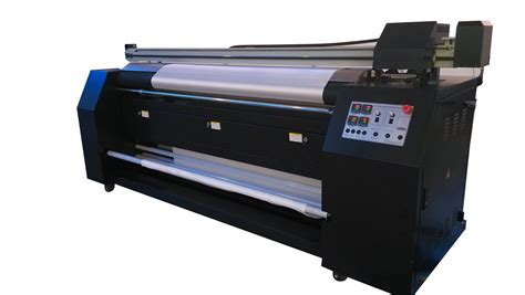 printable fabric inkjet printers continous ink supply mode digital fabric printing machine