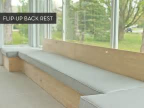 diy window storage bench wood deck storage bench plans