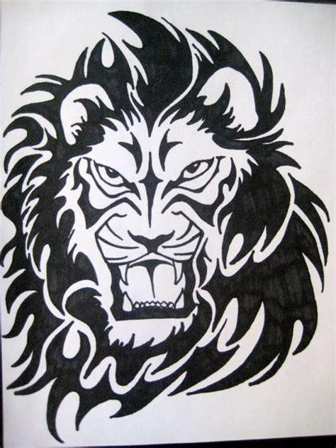 fierce lion by withflyingcolors on deviantart