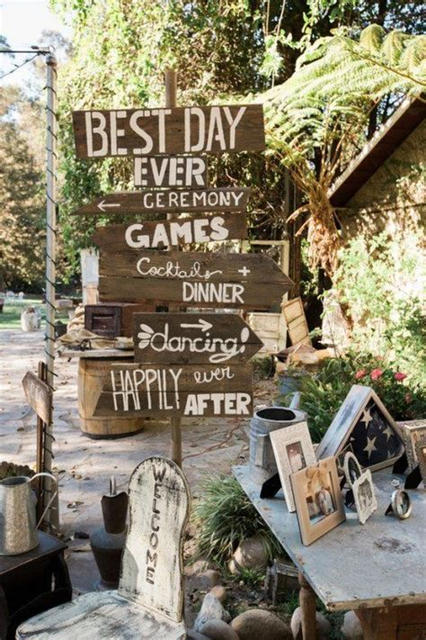 30 Fall & Country Rustic Wedding Theme Ideas   Deer Pearl