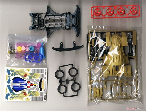 Tamiya 95327 19mm Alum Roller L Blue W Plastic Ring desert golem vs chassis mini 4wd images list