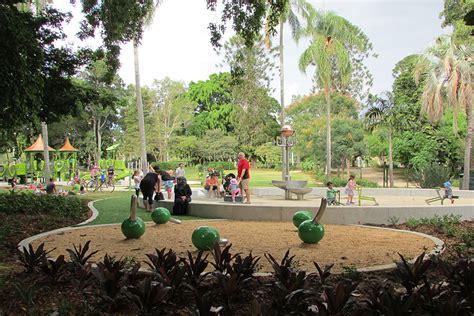 City Botanical Gardens City Botanic Gardens Playground Cbd Must Do Brisbane