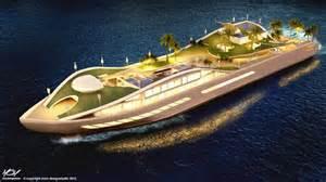 Yacht Island Design yachts et maisons flottantes du futur