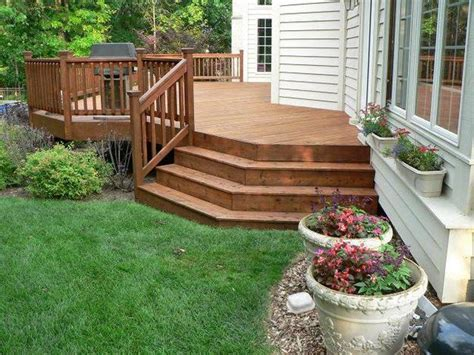 Decks On Houses by Type Of House Deck House