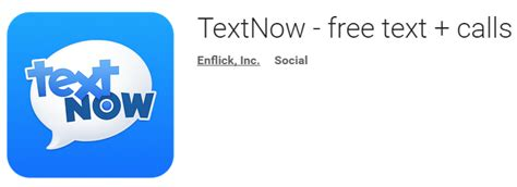 textnow free text calls v3 8 3 apk downloader of android apps and apps2apk - Text Now Apk
