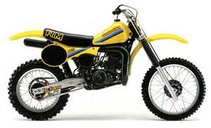 Suzuki Rm History Suzuki Rm465 Model History