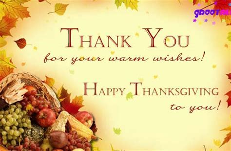 Thanks For Your Warm Wishes! Free Thank You eCards