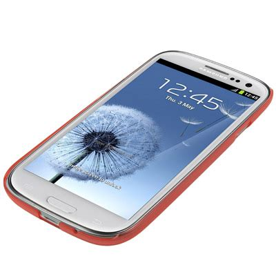 0 7mm ultra thin polycarbonate translucent protective shell for samsung galaxy siii i9300
