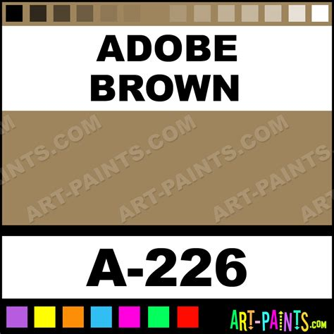 adobe brown antiques ceramic paints a 226 adobe brown paint adobe brown color donnas hues
