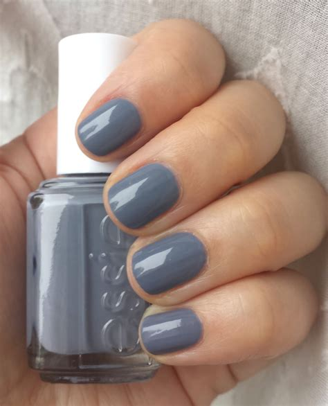j lo gray nail polish polish or perish birthday grey essie petal pushers