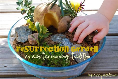 easter garden craft meaningful easter tips ideas traditions