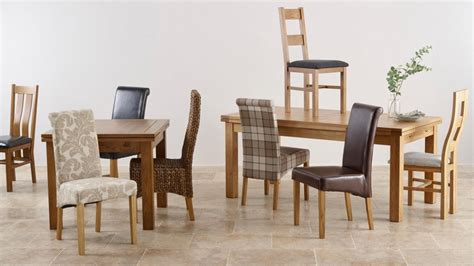 Oak Furniture Land Dining Chairs Dining Table And Chairs Free Delivery Oak Furniture Land