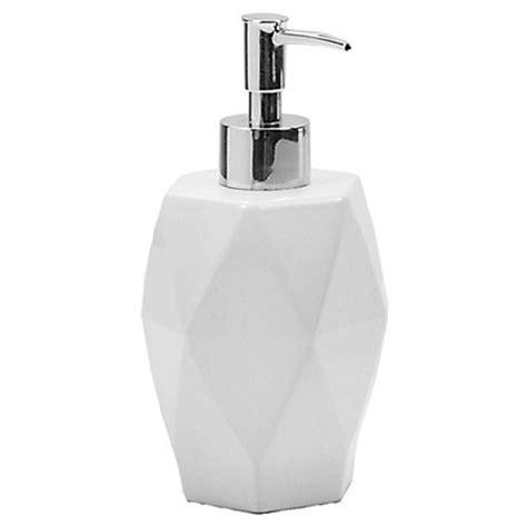 Modern Bathroom Soap Dispenser Modern Bath Dalia Soap Dispenser Zuri Furniture