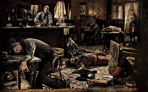 Home Decor Fort Worth by Wild West Slaughterhouse Saloon Wallpaper Forwallpaper