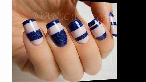 imagenes de uñas pintadas de color turqueza dise 241 os de u 241 as decoradas azul turquesa