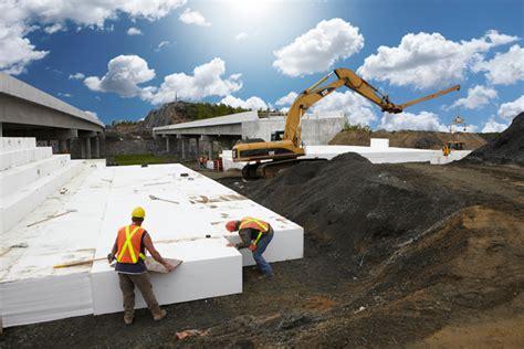 Sprei Estrada passive house construction time lapse a mountain of foam