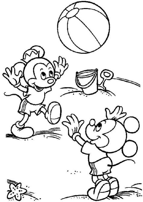 disney coloring pages summer disney summer coloring pages getcoloringpages com