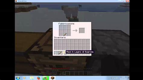 come fare una porta su minecraft minecraft come fare una porta botola ita by jackgenio91