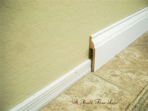 Floor Trim Ideas 25 Best Ideas About Baseboard Trim On Pinterest Baseboard Ideas Baseboards And House Trim