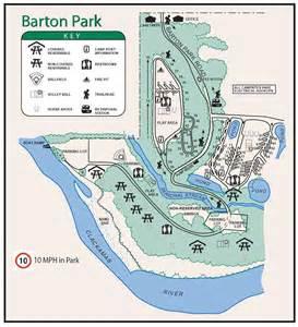 barton park cground near portland oregon