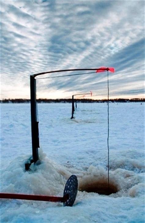 ice fishing equipment ice fishing tip ups ice fishing