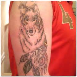 wolf tattoos and tattoo designs pictures gallery wolf