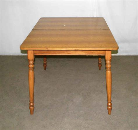 Extendable Wooden Dining Table Extendable Small Wooden Dining Table Olde Things
