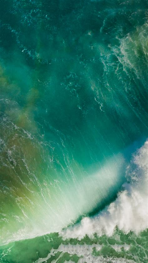 the new ios 10 wallpapers for iphone and