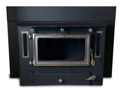 chaign coal and stove co hitzer fireplace inserts