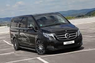 Mercedes V Official Vath Mercedes V Class Gtspirit