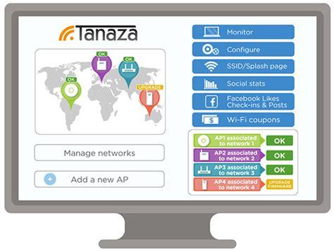 captive management template tanaza easy management software easy social hotspots