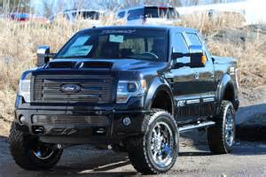 Ford F150 Tuscany For Sale 2014 F150 Ftx By Tuscany Black Sold Ford Of Murfreesboro