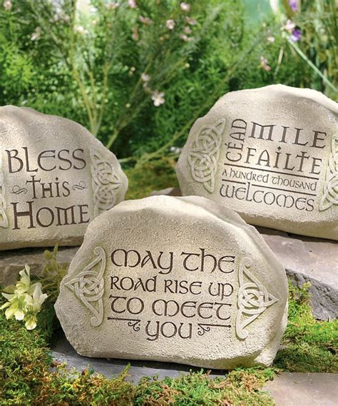 Celtic Garden Decor 17 Best Images About Things I Want For The House On Pinterest Dish Towels Stepping Stones