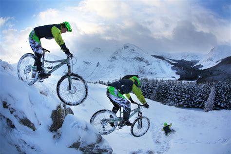 best mtb winter winter mountain biking bicycling and the best bike ideas