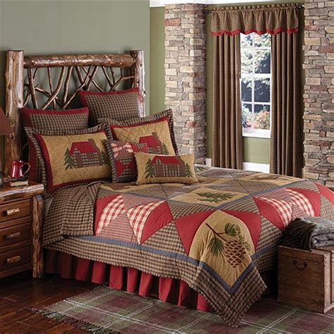 cabin bedding deer mountain bedding collection cabin place