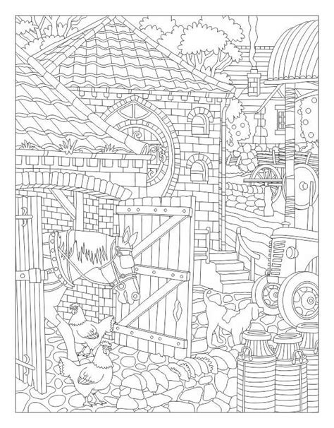 87 coloring pages of horse stable horse coloring